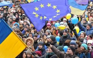 Сегодня украинцы отмечают День Достоинства и Свободы. Полиция работает в усиленном режиме