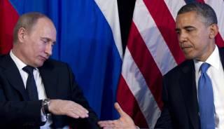 Путин и Обама целых четыре минуты говорили об Украине