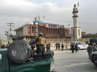 В Кабуле взорвали мечеть. Есть жертвы