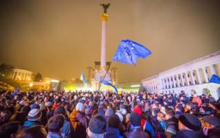 75% украинцев разочарованы результатами Майдана
