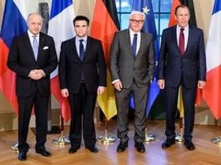 Порошенко и Меркель договорились об очередной встрече «Нормандской четверки» уже в ближайшие дни