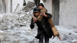 США обвинили Россию в авиаударах по Алеппо