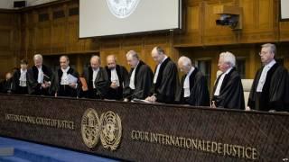 Украина готовит для Гааги дополнительный пакет документов