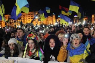 Украина – круглая Европа