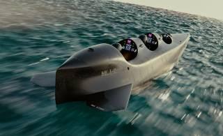 В Нидерландах создали трехместную подводную лодку для частного использования