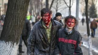 Знаменитый окровавленный евромайдановец назвал события 2013-2014 года государственным переворотом, который спланировал Левочкин