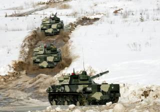 Российская армия поднята по тревоге у границ с Украиной