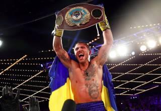 Ломаченко одолел очередного соперника в бою за звание чемпиона мира