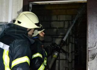 В Одессе в жилом доме выгорели 10 квартир