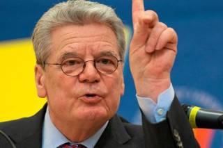Президент Германии предлагает остановить расширение Евросоюза