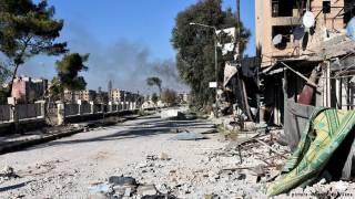В Алеппо идут бои. Армия Асада пошла в наступление