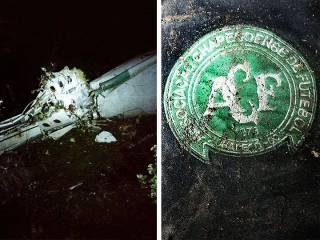 Скончался еще один игрок бразильской команды, которая разбилась в авиакатастрофе