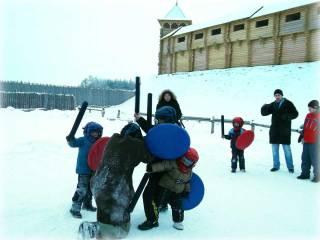 3-4 декабря под Киевом встретят зиму: с лошадьми, стрельбой из лука и перетягиванием каната