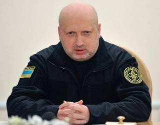 Турчинов: Мобилизация зависит от ситуации на фронте, от призыва мы пока отказаться не можем