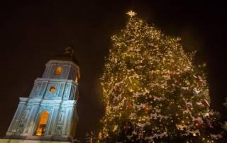 В КГГА обещают, что главная новогодняя елка страны в этом году будет высокая и необычная