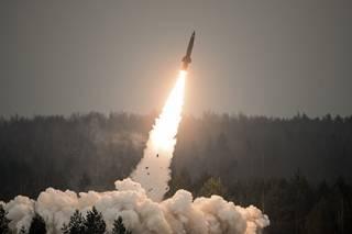 Украина изменила зону ракетных стрельб. В сторону уменьшения