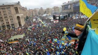 Украинская революция еще не завершена