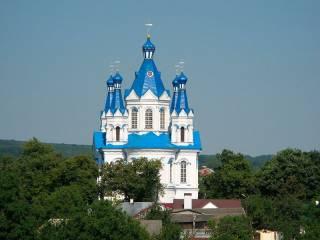 Пять святых мест Западной Украины