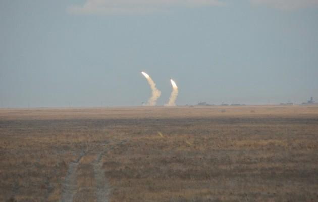 Украина уменьшила зону стрельб— Ракетные тестирования