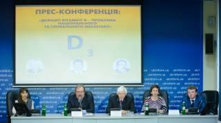 В Украине предприняты первые шаги по борьбе с дефицитом витамина D