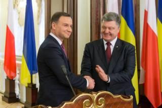 Порошенко и Дуда возмущены решением ЕК о доступе «Газпрома» к OPAL