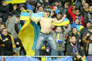 Сборной Украины по футболу грозят пустые трибуны. Фанаты снова постарались