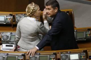 Эксперт: Тимошенко скрывает свои связи с Онищенко