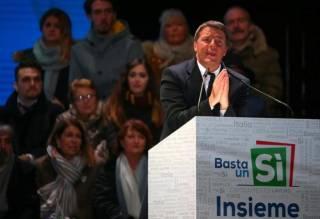 Премьер Италии Ренци согласился отложить отставку