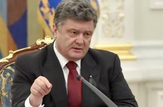 Порошенко доволен тем, что наши учения заставили Россию «немного понервничать»