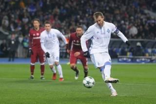 «Динамо» оглушительно громко хлопнуло дверью в еврокубках