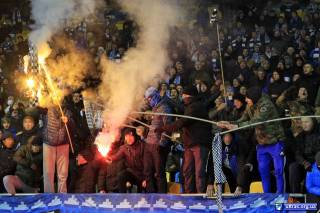 В УЕФА обеспокоены насилием в городе, который должен принимать финал Лиги чемпионов, - Лубкивский