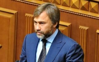 Верховная Рада сняла депутатскую неприкосновенность с Вадима Новинского