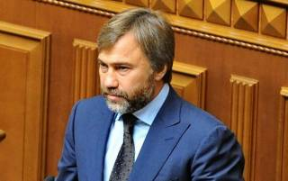 Новинский утверждает, что получил украинское гражданство по просьбе Петра Порошенко