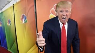 Трамп будет совмещать президентство с должностью продюсера реалити-шоу