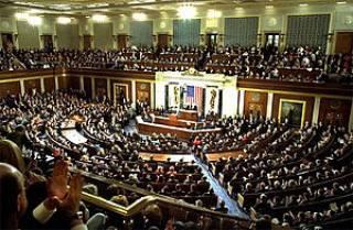 Конгресс США принял решение о военной поддержке Украины и отказе от сотрудничества с Россией. Теперь слово за Обамой
