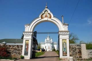 Пять святых мест Центральной Украины