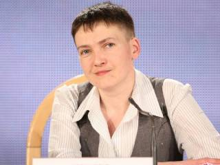 Савченко объяснила, что встречалась с Захарченко и Плотницким в «минском формате», СБУ работает надежно, а Порошенко – не враг