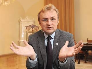 Ровенские депутаты испортили мэру Львова день ангела