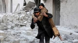 Военные действия в Алеппо прекращены