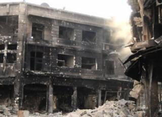 Перемирие в Алеппо сорвано