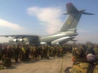 Украинская военно-транспортная авиация и война на Донбассе