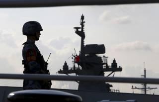 Китайские военные украли американский подводный беспилотник