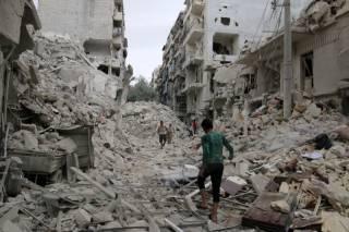 Пан Ги Мун назвал нынешнюю ситуацию в Алеппо адом. Обама назвал виновных