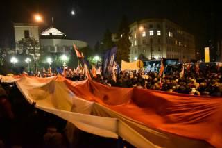 Глава МВД Польши обвинил оппозицию в попытке незаконного захвата власти