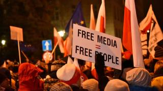 Польские оппозиционеры пугают гражданской войной в стране