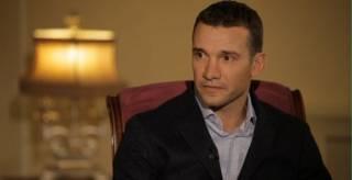 Андрей Шевченко: Я поставил перед собой очень тяжелую задачу