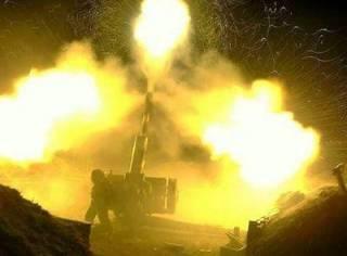 После рассказов о захвате Киева и Великобритании боевики осуществили попытку наступления на Светлодарской дуге
