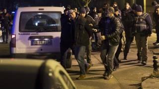 У посольства США в Турции произошла стрельба. Задержанный произнес странную фразу