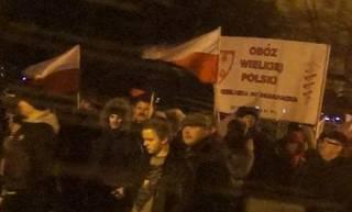 Поляку, выкрикивавшему «Смерть украинцам», грозит до пяти лет тюрьмы