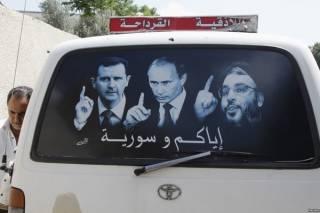 Сдача Пальмиры, захват Алеппо и тайный план Кремля